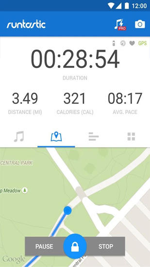 Runtastic: Running and Fitness