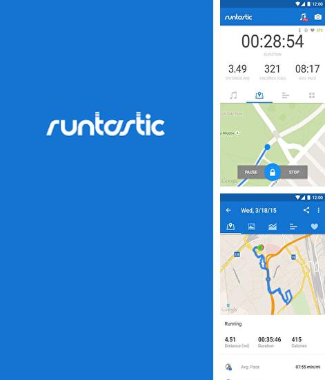 Descargar gratis Runtastic: Running and Fitness para Android. Apps para teléfonos y tabletas.