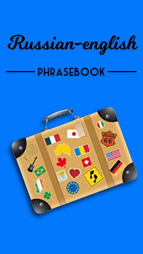 Russian-english phrasebook