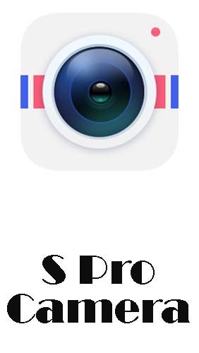 S pro camera - Selfie, AI, portrait, AR sticker, gif