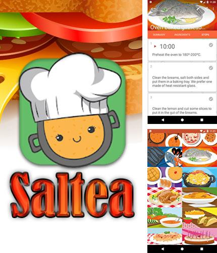 Download Saltea for Android phones and tablets.