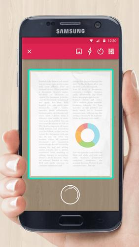 Download Scanbot - PDF document scanner for Android for free. Apps for phones and tablets.