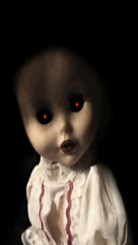 Capturas de tela do programa Scare your friends: Shock! em celular ou tablete Android.