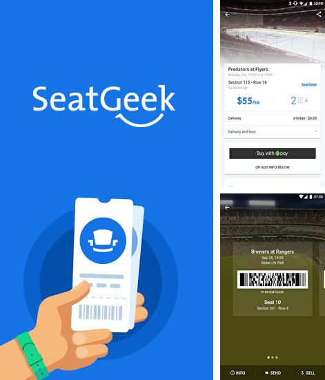 Download SeatGeek: Event Tickets for Android phones and tablets.