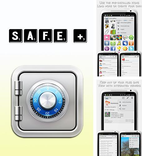 Download Safe + for Android phones and tablets.