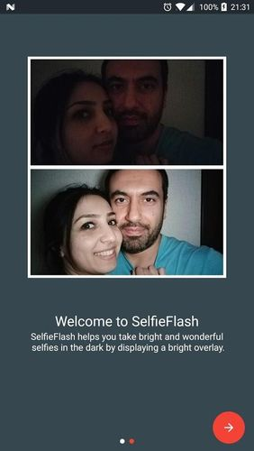 Download Selfie flash for Android for free. Apps for phones and tablets.