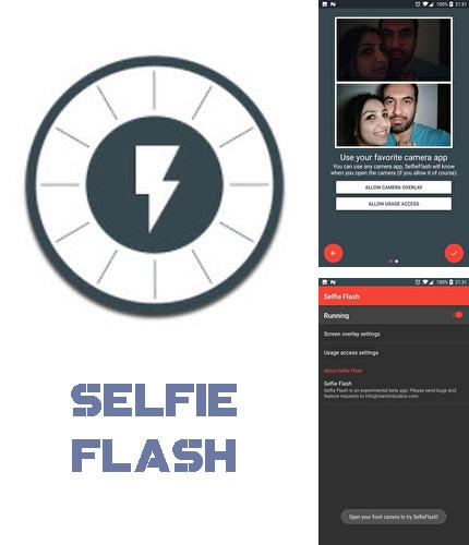 Download Selfie flash for Android phones and tablets.