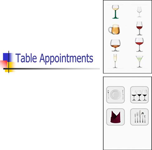 Download Table Appointments for Android phones and tablets.