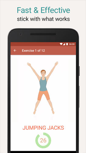 Download Seven: Workout for Android for free. Apps for phones and tablets.