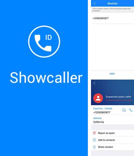 Besides Sleep away Android program you can download Showcaller - Caller ID & block for Android phone or tablet for free.