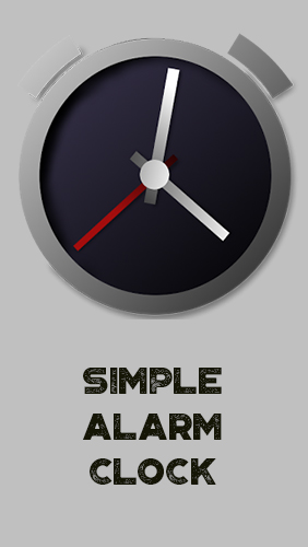 Simple Alarm Clock