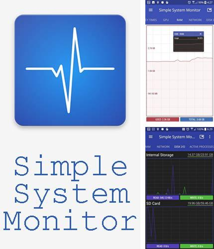 Download Simple system monitor for Android phones and tablets.