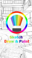 Скачати Sketch: Draw and paint на Андроїд - кращу програму на телефон і планшет.