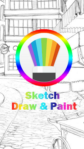 Download Sketch: Draw and paint for Android phones and tablets.