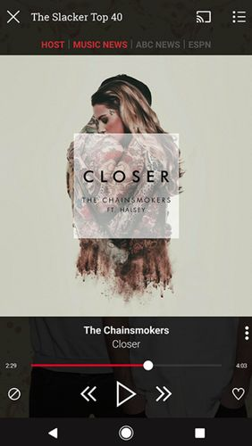 Download Slacker radio for Android for free. Apps for phones and tablets.