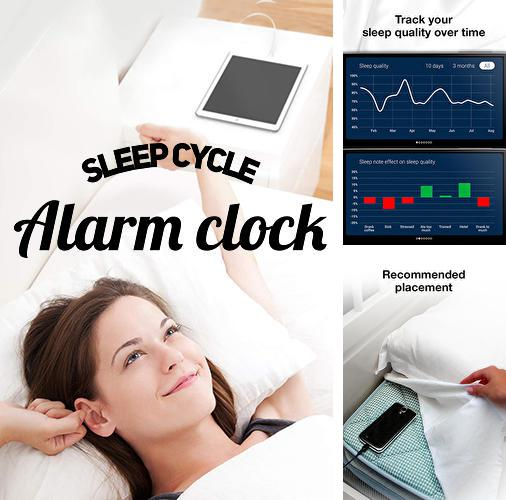 Descargar gratis Sleep cycle: Alarm clock para Android. Apps para teléfonos y tabletas.