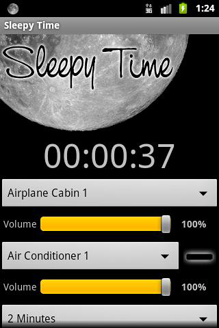 Sleepy time app for Android, download programs for phones and tablets for free.