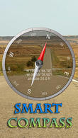 Download Smart compass for Android - best program for phone and tablet.