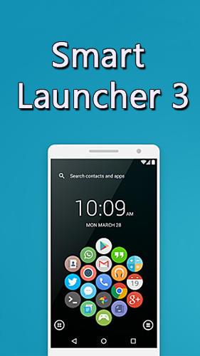 アンドロイド用 smart launcher 3 無料でダウンロード
