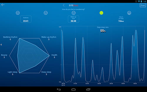 Download Smart sleep manager for Android for free. Apps for phones and tablets.