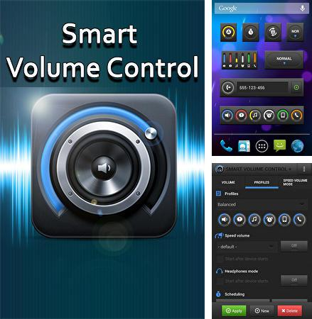 Besides Screen off and lock Android program you can download Smart volume control+ for Android phone or tablet for free.