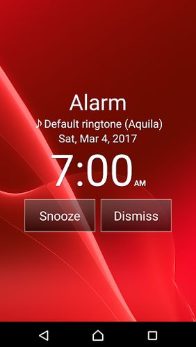 Smart alarm free app for Android, download programs for phones and tablets for free.