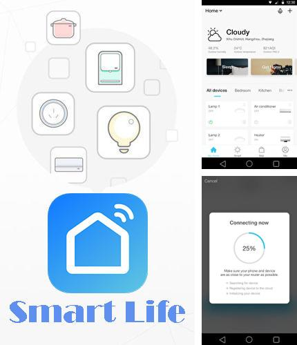 Besides Cover photo maker Android program you can download Smart life - Smart living for Android phone or tablet for free.