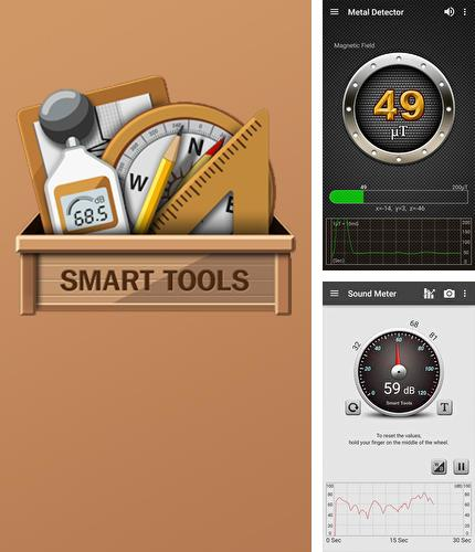 Besides Safe driving app: Drivemode Android program you can download Smart Tools for Android phone or tablet for free.