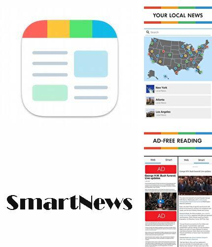 Descargar gratis SmartNews: Breaking news headlines para Android. Apps para teléfonos y tabletas.