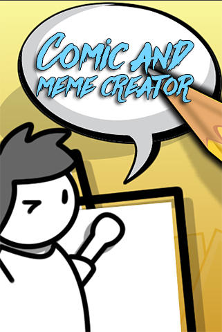 Comic and meme creator