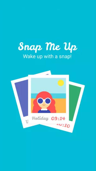 Snap Me Up: Selfie Alarm Clock