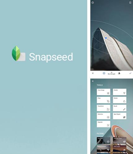 Download Snapseed: Photo Editor for Android phones and tablets.