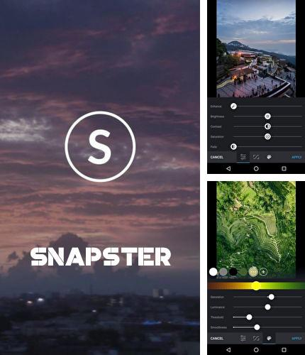 Download Snapster for Android phones and tablets.
