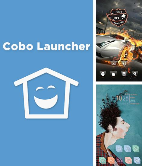 Besides Anti-Blur cam Android program you can download Соbо: Launcher for Android phone or tablet for free.