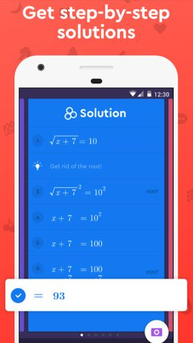 Download Socratic - Math answers & homework help for Android for free. Apps for phones and tablets.