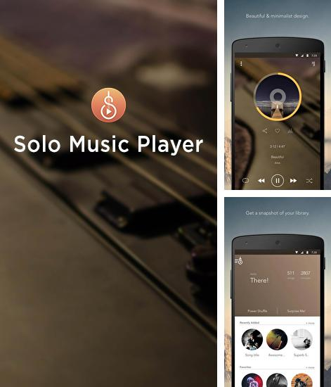 Besides Scanbot - PDF document scanner Android program you can download Solo Music: Player Pro for Android phone or tablet for free.