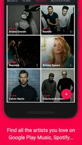 Download Songkick concerts for Android for free. Apps for phones and tablets.