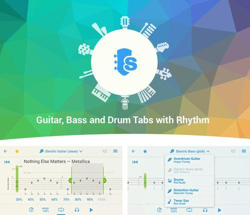 Songsterr: Guitar tabs & chords