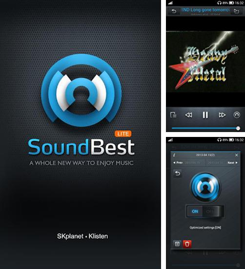 Descargar gratis SoundBest: Music Player para Android. Apps para teléfonos y tabletas.