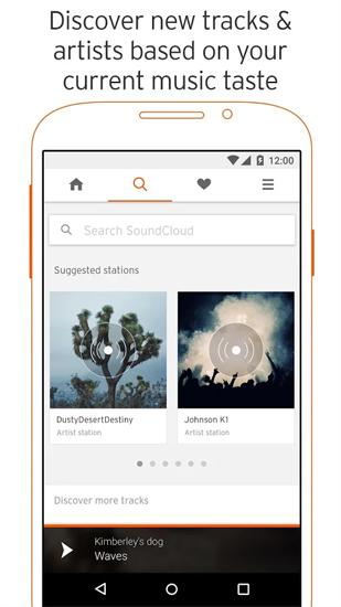 Download SoundCloud for Android for free. Apps for phones and tablets.