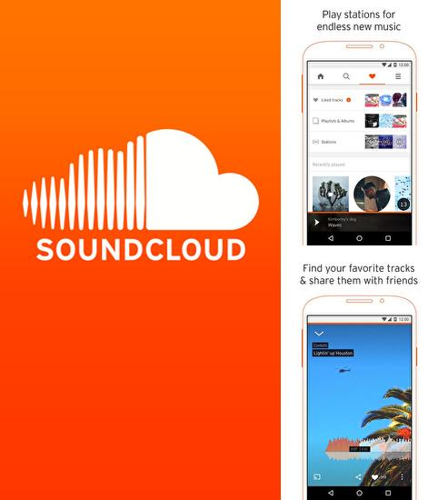 Outre le programme TickTick: To do list with reminder, Day planner pour Android vous pouvez gratuitement télécharger SoundCloud sur le portable ou la tablette Android.
