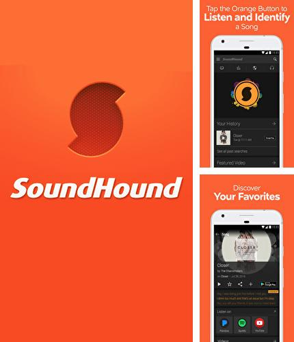 Download SoundHound: Music Search for Android phones and tablets.