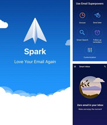 Download Spark – Email app by Readdle for Android phones and tablets.