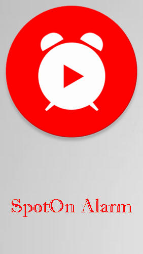 SpotOn: Alarm clock for YouTube