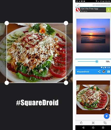 Download Square droid for Android phones and tablets.