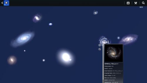 Star chart app for Android, download programs for phones and tablets for free.