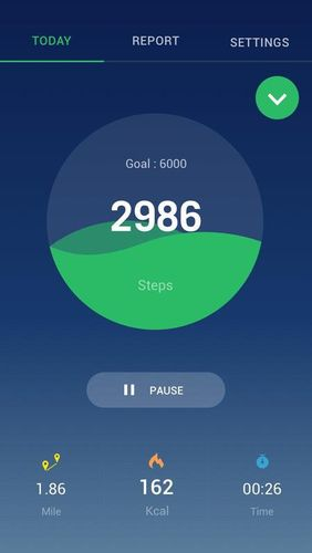 Download Step counter - Pedometer free & Calorie counter for Android for free. Apps for phones and tablets.