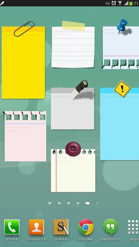 Download Sticky notes for Android for free. Apps for phones and tablets.
