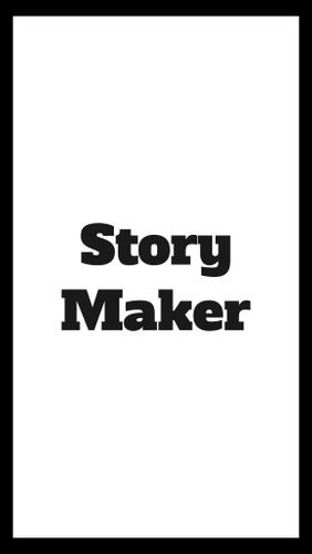 Story maker - Create stories to Instagram