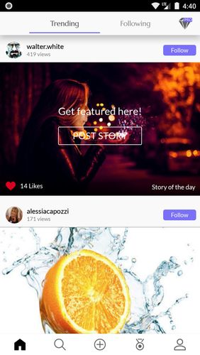 StoryZ: Photo motion & cinemagraph